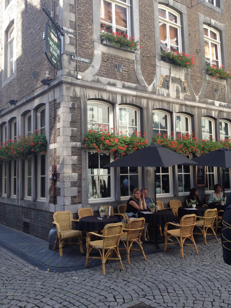 Maastricht, Sightseeing in Maastricht, Maastricht besuchen, Maastricht schöne Cafes
