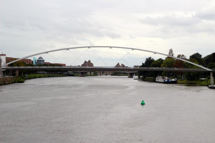 Maastricht, Sightseeing in Maastricht, Maastricht besuchen, Maastricht Brücke