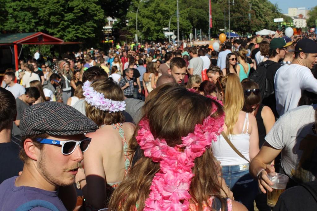 Karneval der Kulturen Straßenfest