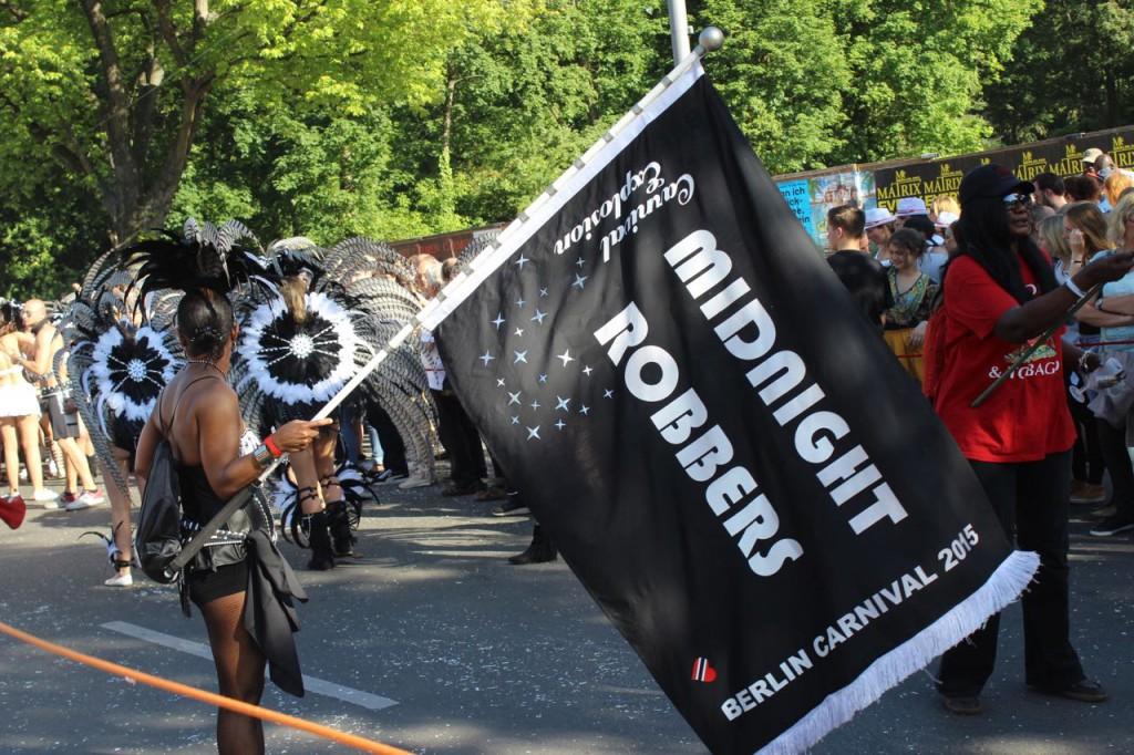 Midnight Robbers, Karneval der Kulturen Berlin