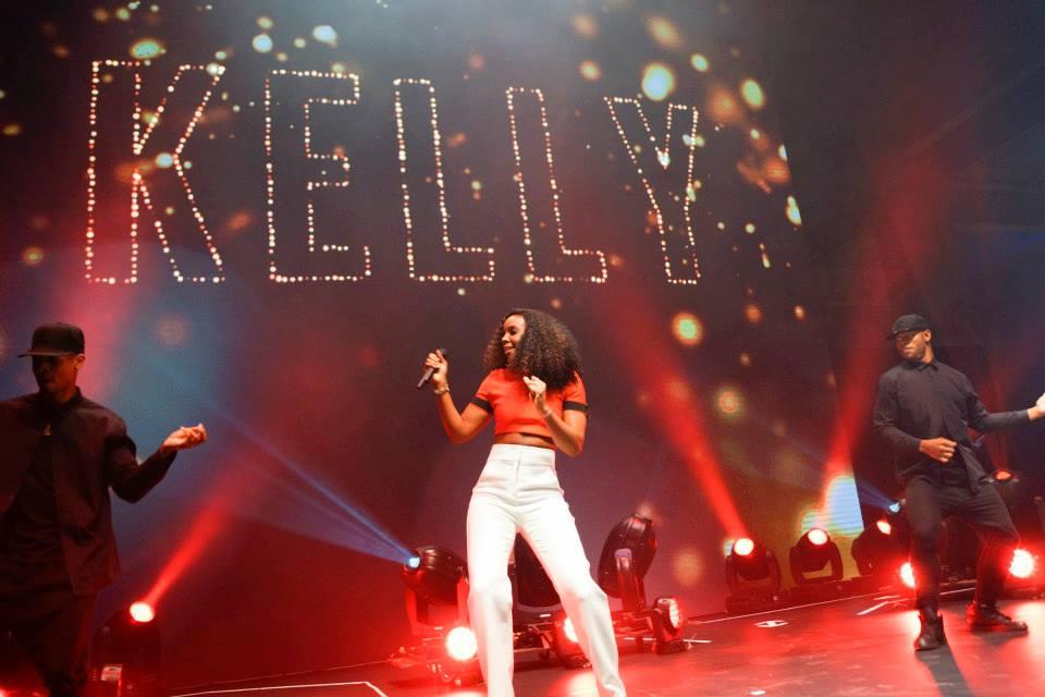 Kelly_Rowland_Konzert, Berlin Kelly Rowland