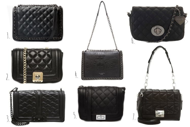 chanel boy bag die besten look a like modelle modeblog. Black Bedroom Furniture Sets. Home Design Ideas