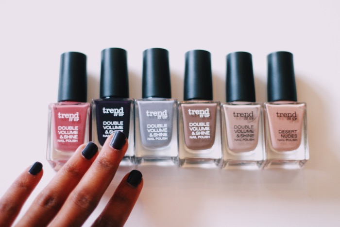 Nagellack für den Herbst, DM Trend it Up, Herbst make up
