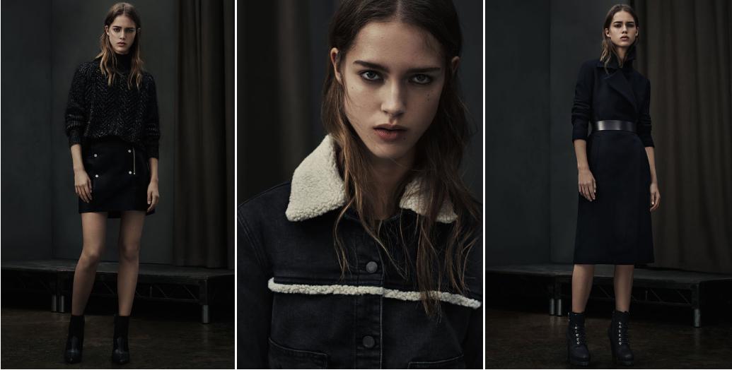 AllSaints, skandinavische Mode, klare Schnitte, deckbare Farben für die Winterzeit, Wintermode