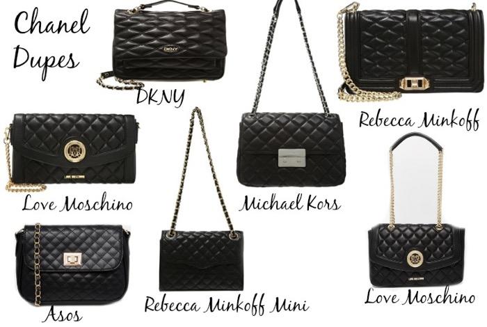 Chanel Boy Bag Look A like Modelle,