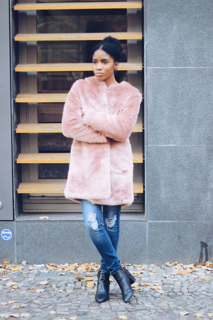 Winterjacke, Fashionblog_berlin_rosa_wintermantel