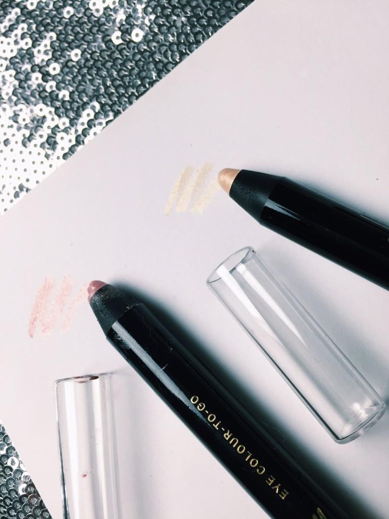 H&M Liedschattenstifte, H&M Beauty, Beautyblog, Beautyblogger