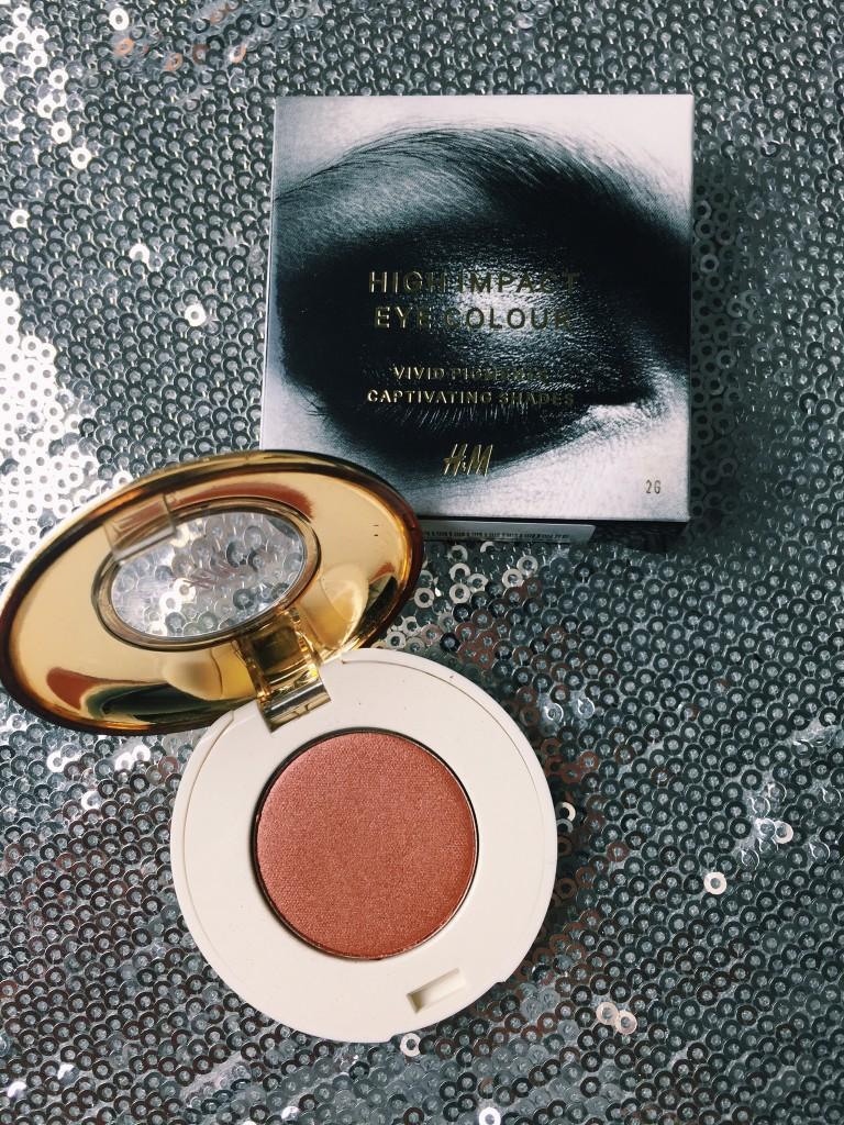 Beautyblog, beautyblogger, Lidschatten H&M Beauty