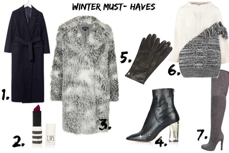 fashion favorites, winter must haves