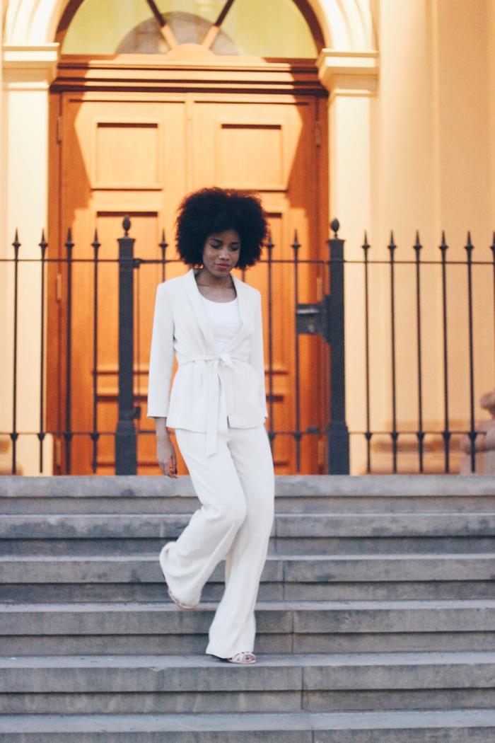 Modeblog Berlin, Afro Haare Berlin, Streetstyle Berlin, Business casual Outfit