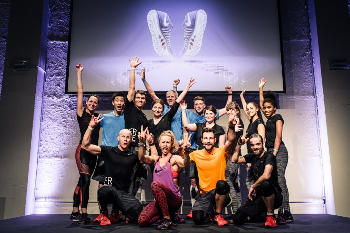 NikeWomen_FreeLaunch_Training-Schuh Free TR Flyknit, Trainingsschuhe für Damen