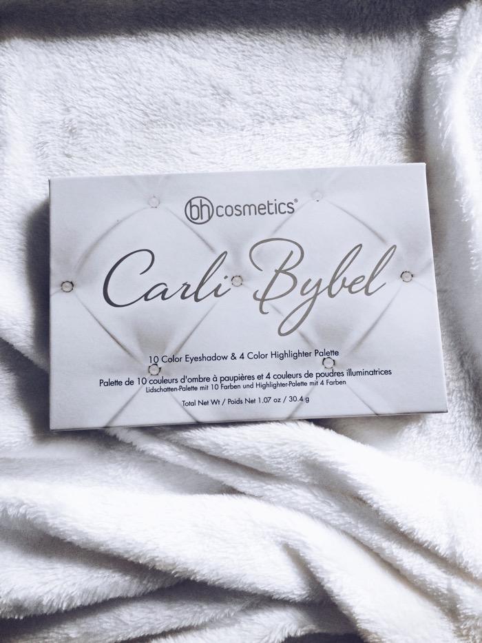 Carli Bybel Palette, Carli-Bybel-Palette Bh cosmetics Deutschland