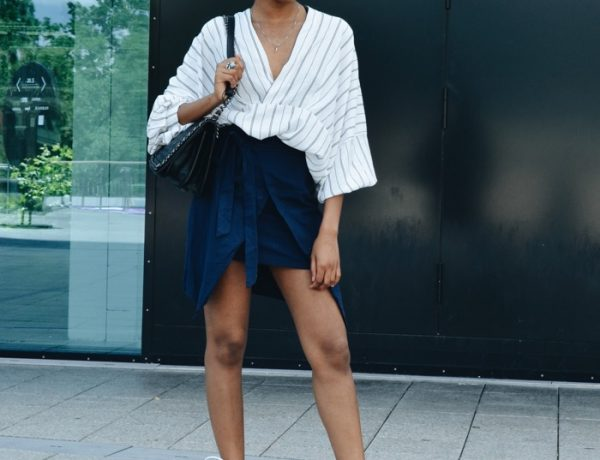 Mercedes Benz Fashion Week Berlin 2016, Streetstyle, die besten Streetstyle Looks.