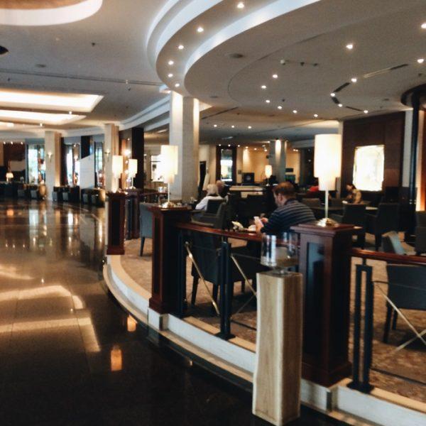 the westin grand munich hotel, Reiseblog Deutschland