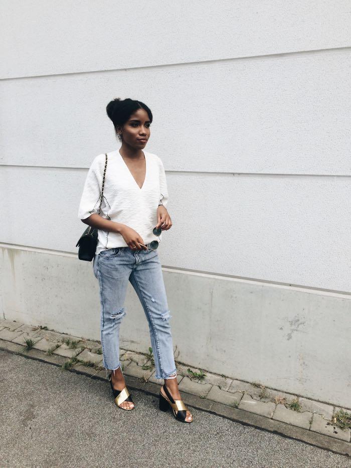 Chanel Tasche Modeblog Berlin Streetstyle Inspiration