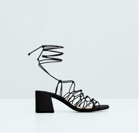 Mango Sale Strappy Heels Berlin Fashion Week Trends