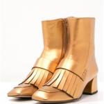 Castañer LOLA - Stiefelette - gold