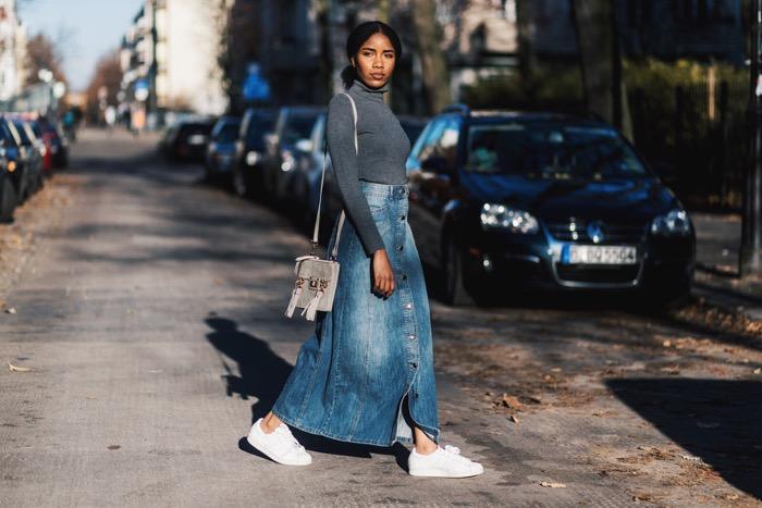 Comptoir-des-Cotonniers-Streetstyle-Berlin-Fashion-Blog-Deutschland-Jeansrock-kombinieren