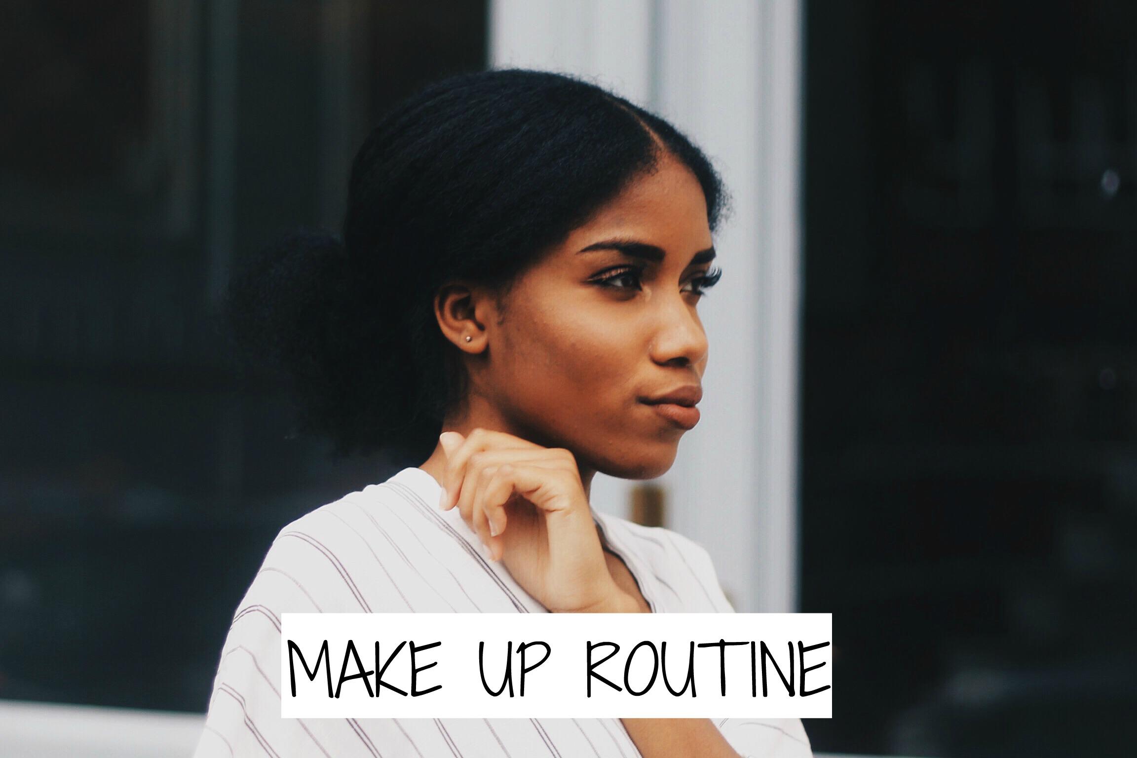 5 minuten make up routine beautyblog berlin. Black Bedroom Furniture Sets. Home Design Ideas