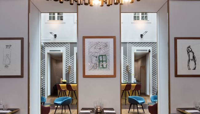 Art'otel Berlin Mitte, upside_down_bar_review