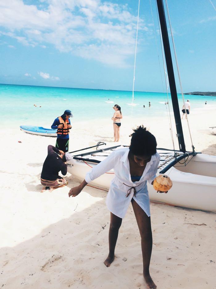 Strandmode 2017 auf Cayo Santa Maria, Influencer-Germany-Travelblogger-cuba-Cayo-Santa-Maria