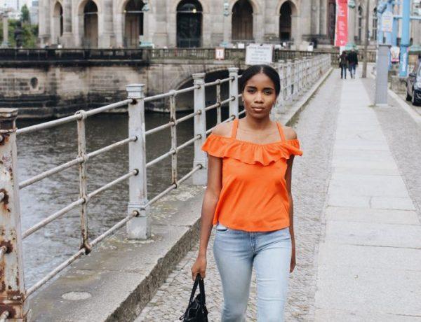 Streetstyle-Berlin-Influencer-Germany-Modeblogger-Berlin-Orange-kombinieren