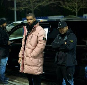 Daunenjacke Drake