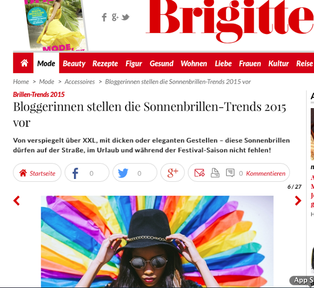 Brigitte Fashion Blogger