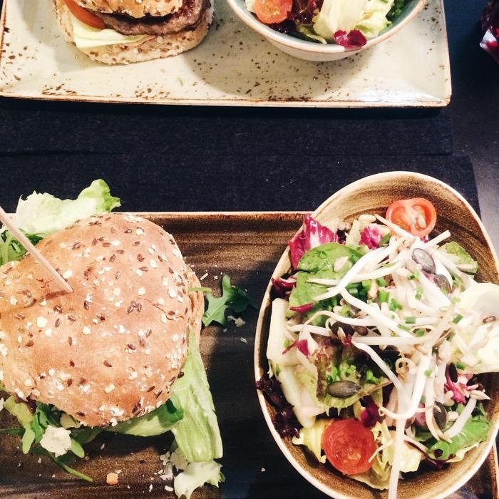 Burger essen Berlin