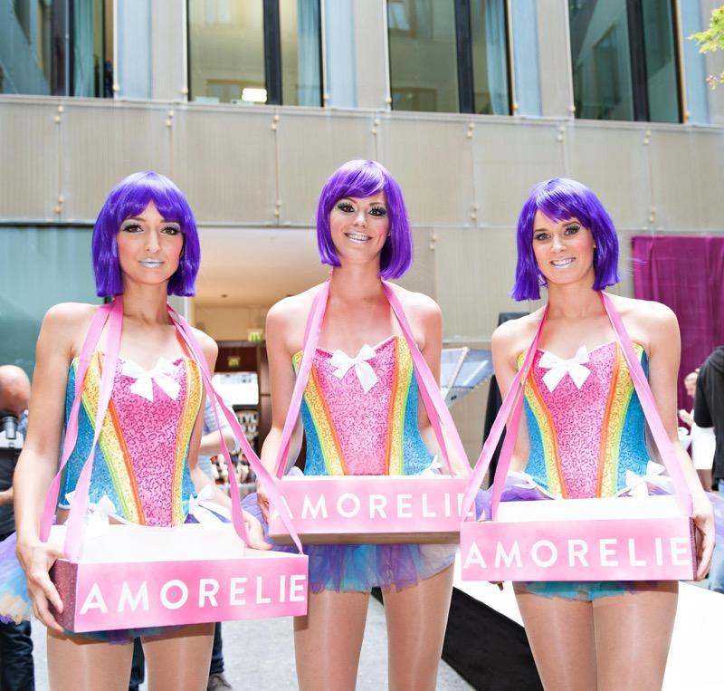 Amorelie, Burlesque Show Berlin