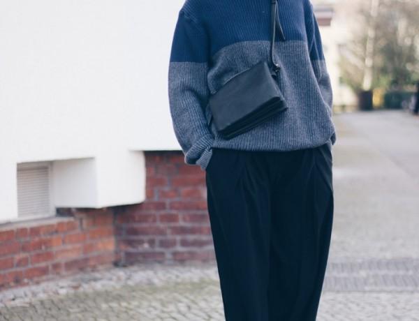 Modeblog Berlin, Fashion Blog Berlin, weite Hosen kombinieren