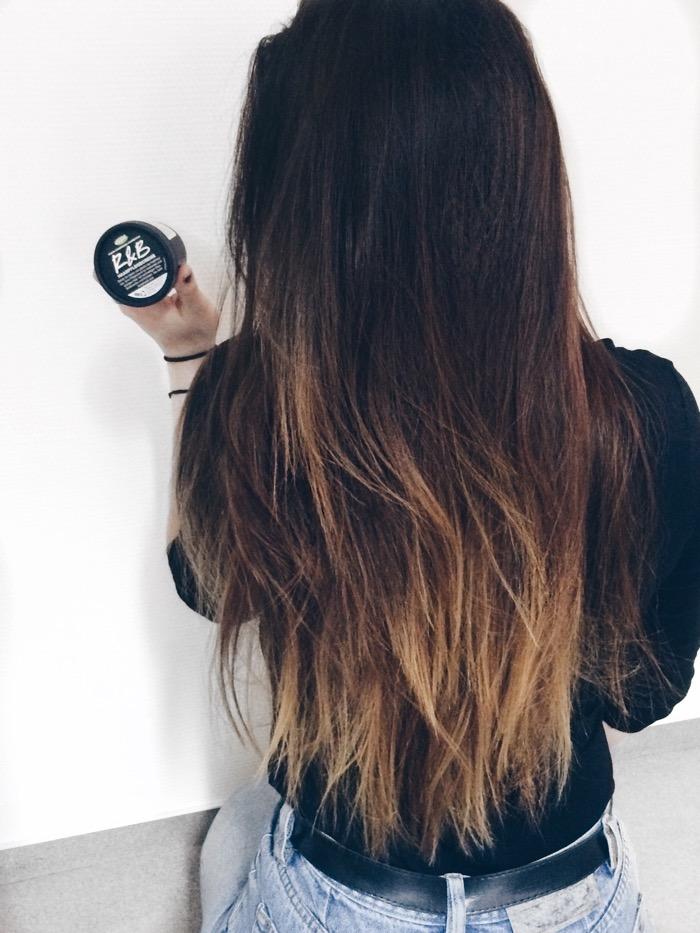 Haarpflegecreme, beautyblogger Deutschland, schöne_haare_lush_haarcreme