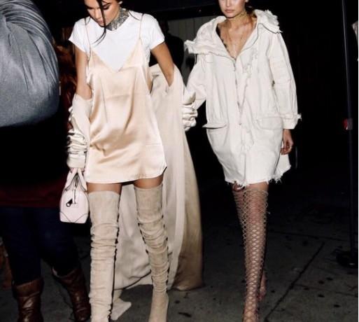 Kendall Jenner Slip Dress