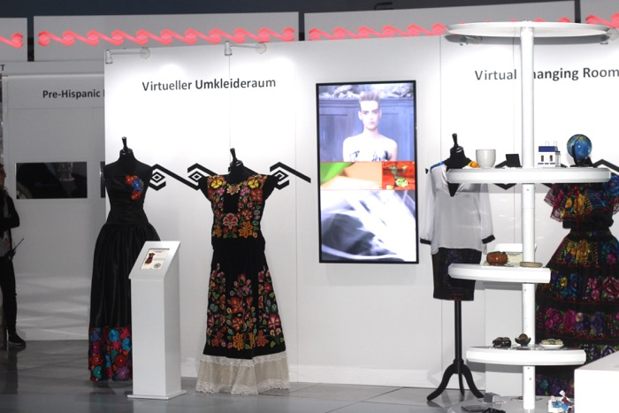 Mexico-Deutschland-Allianz-Mexico-in-Deutschland-nach-Mexico-reisen-Reisetipps-Mexico, virtueller Kleiderraum