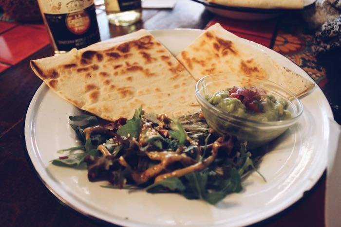 mexikanisch essen, mexikanisch-essen-berlin-quesadillas