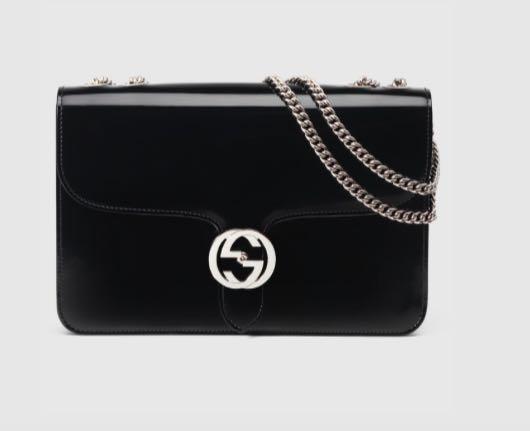 Tasche Gucci Interlocking aus Leder € 1.650 € 990
