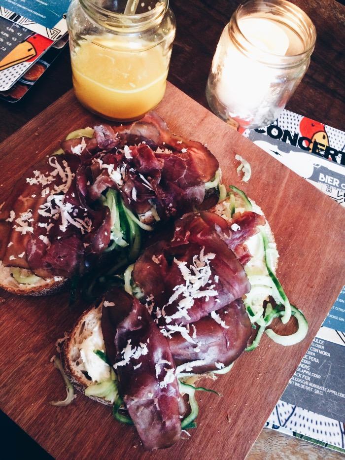 places to eat in Groningen, Essen gehen in Groningen, Concerthuis Groningen, Where to eat in Groningen, Concerthuit Breakfast