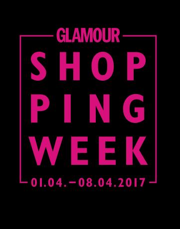 Die Codes für die Glamour Shopping Week April 2017!