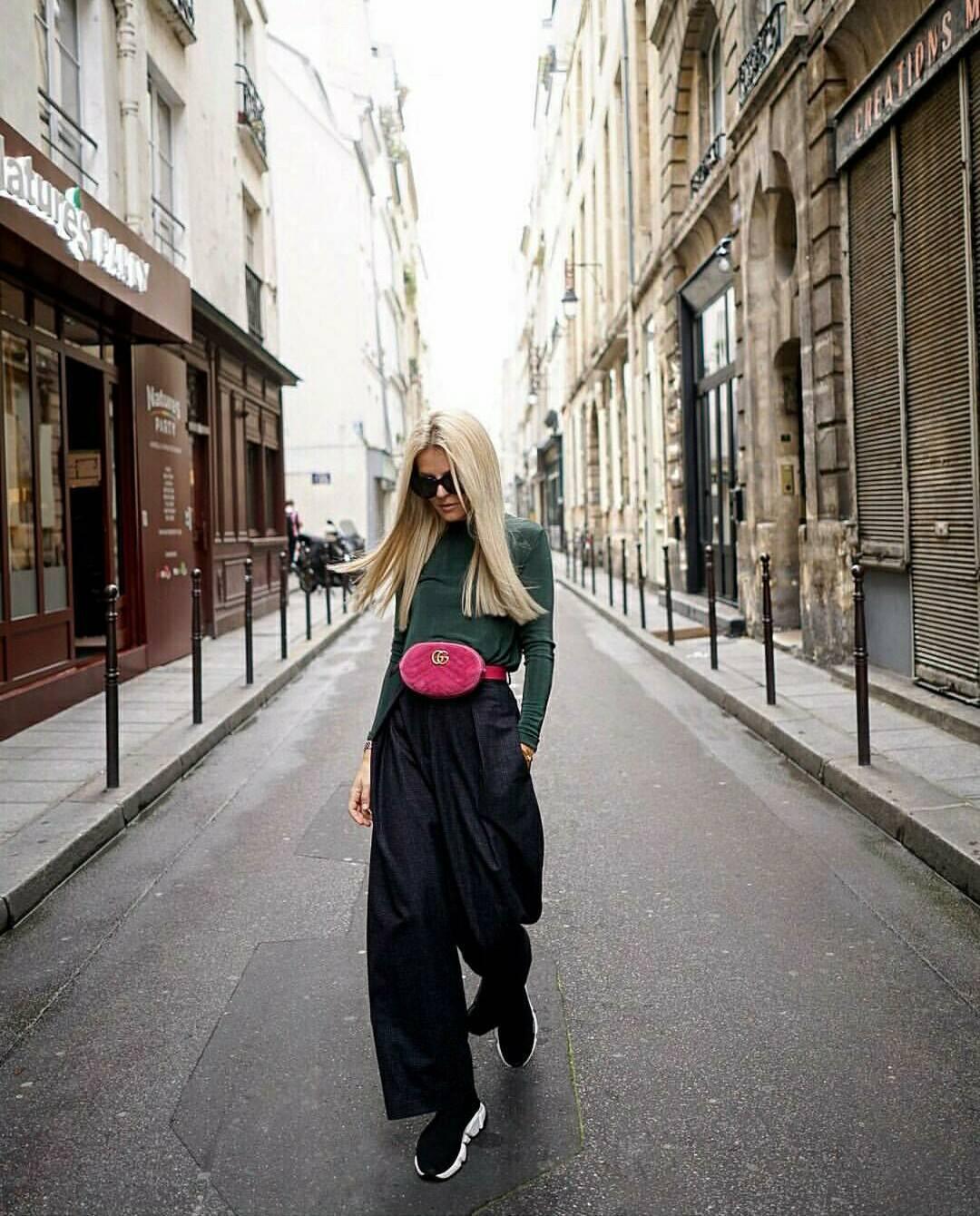 Bauchtasche, fashionblogger Deutschland, Belly bag, Influencer Germany, Bauchtasche Trend