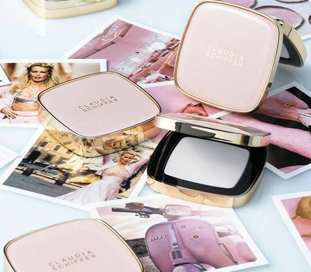 Make - Up Kollektion Claudia Schiffer