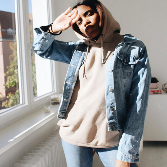 Hoodie Sweater Nelly Blogger
