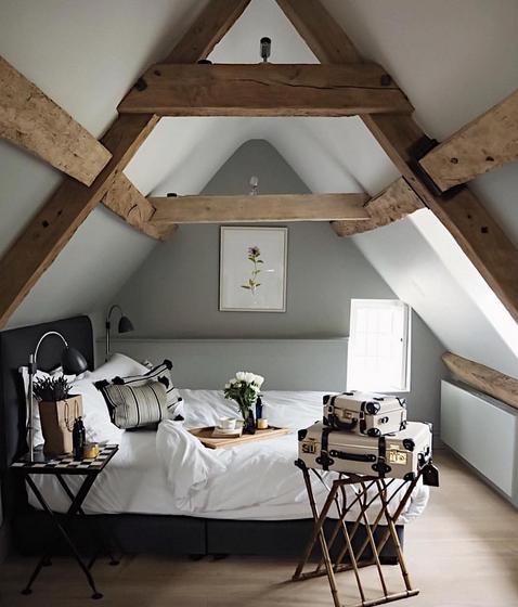 Interior Design Schlafzimmer Nachttisch Blog