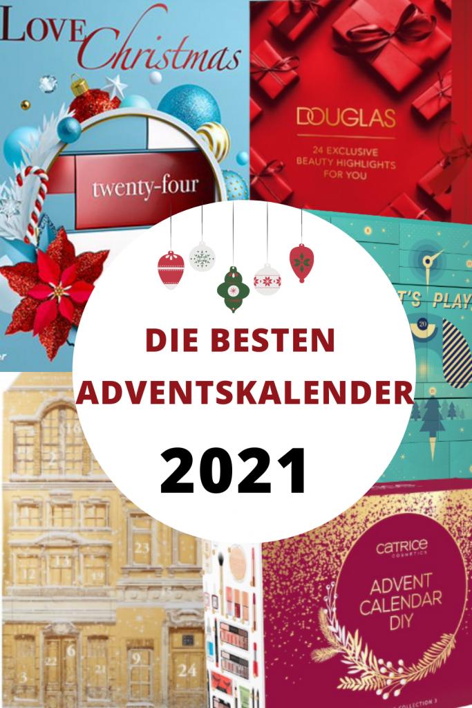 Adventskalender 2021 douglas amorelie eis dm disney